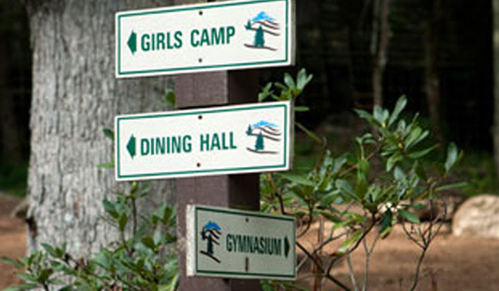 campdirectionsigns