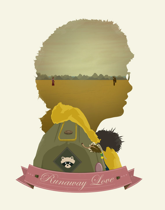 moonrisekingdomrunawayloveprint