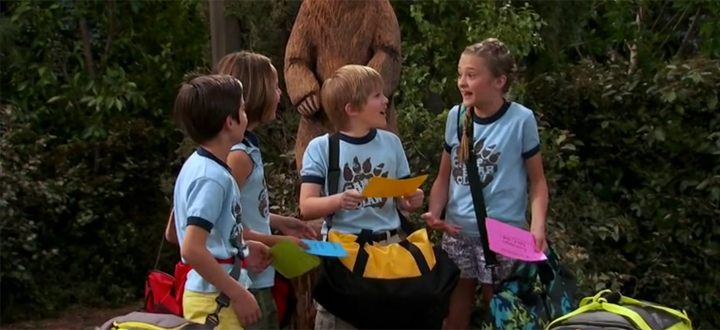 the quads go to camp bearclaw in nicky ricky dicky dawn