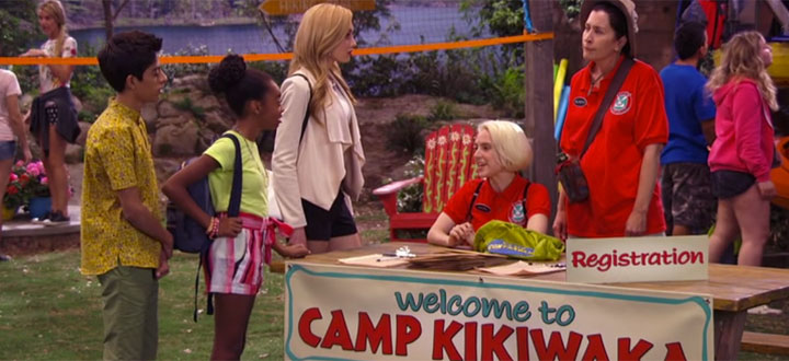review bunk d welcome to camp kikiwaka summer camp culture